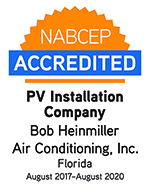 NABCEP Accredited Bob Heinmiller small